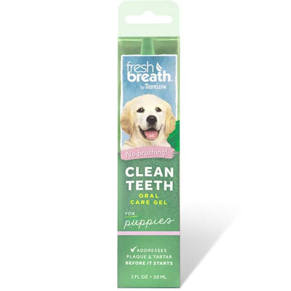 Tropiclean Puppy Tooth Gel