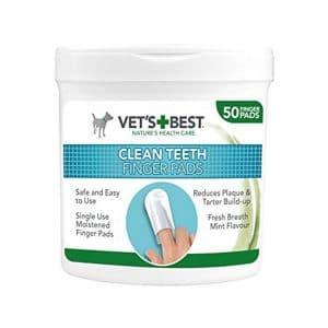 Vets+Best Clean Teeth Finger Pads