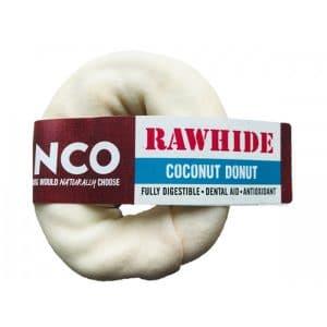 Anco Coconut Rawhide Donut Small