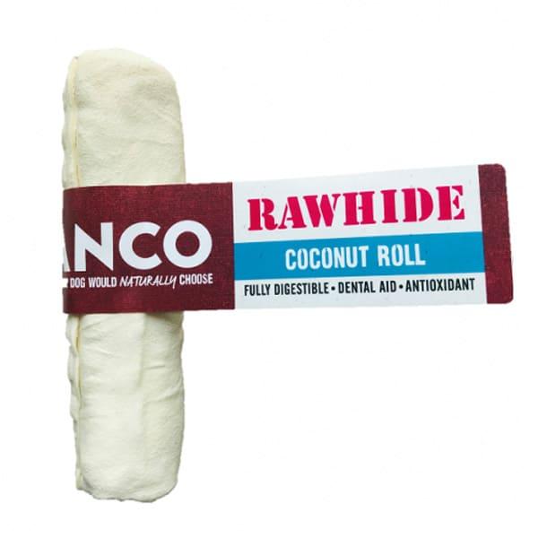 Anco Coconut Rawhide Roll Medium