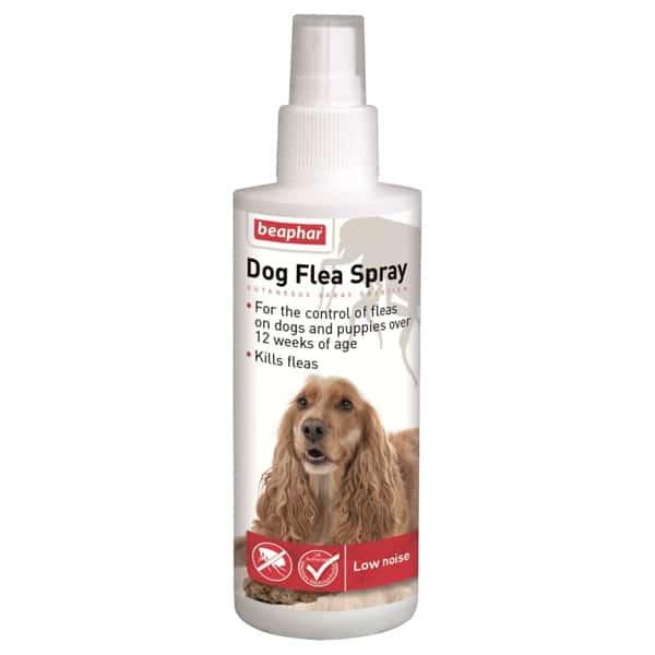 Beaphar Dog Flea Spray