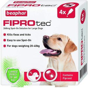 Beaphar Fiprotec Large Dogs