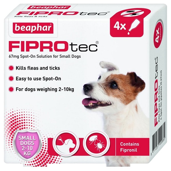 Beaphar Fiprotec Small Dogs