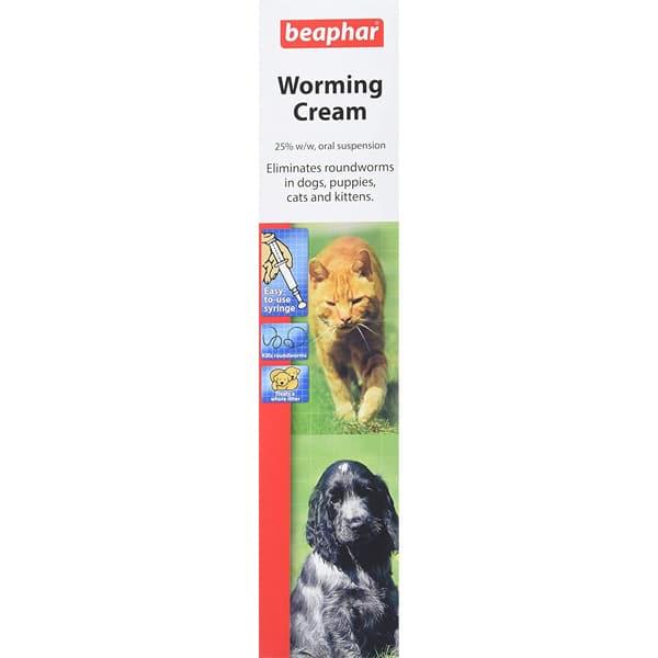 Beaphar Worming Cream
