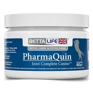 BettaLife PharmaQuin Joint Complete Canine