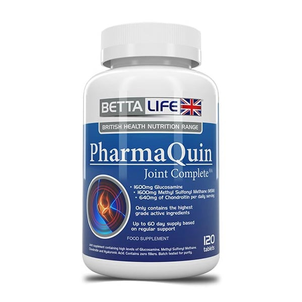 BettaLife PharmaQuin Join Complete For You
