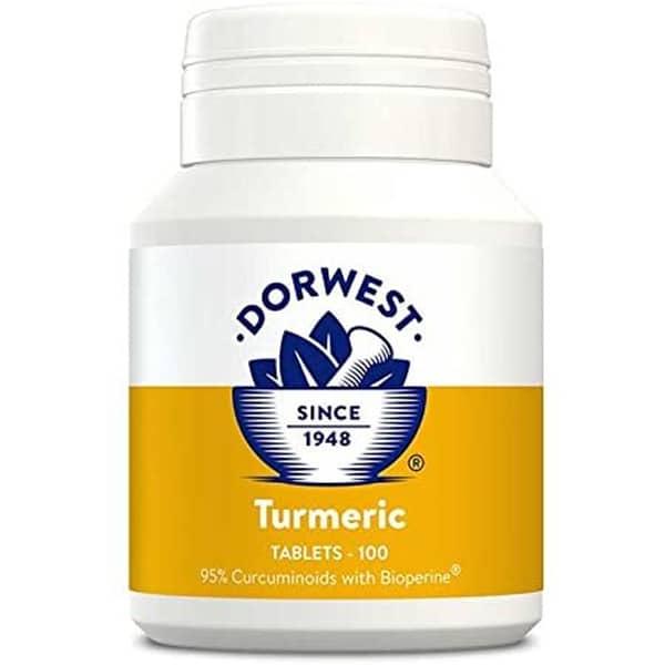 Dorwest Turmeric 100