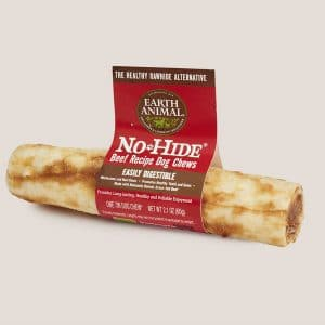 Earth Animal No Hide Beef Dog Chew Medium