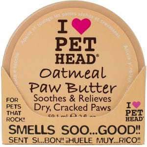 I Love Pet Head Oatmeal Paw Butter