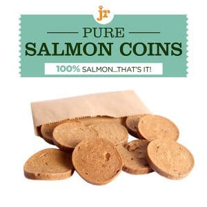 JR Pure Salmon Coins
