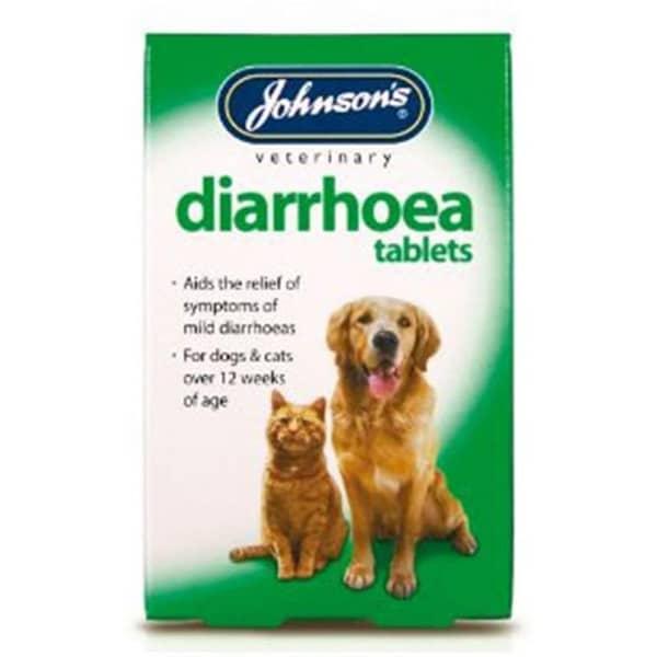 Johnsons Diarrhoea Tablets
