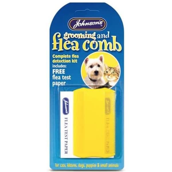 Johnsons Grooming Flea Comb