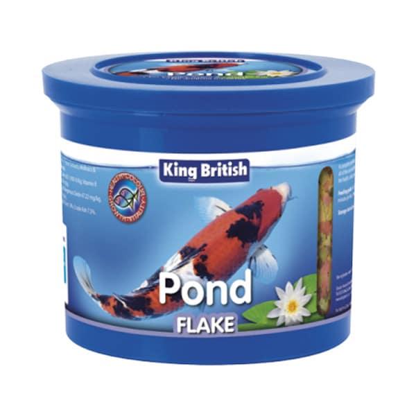 King British Pond Flake