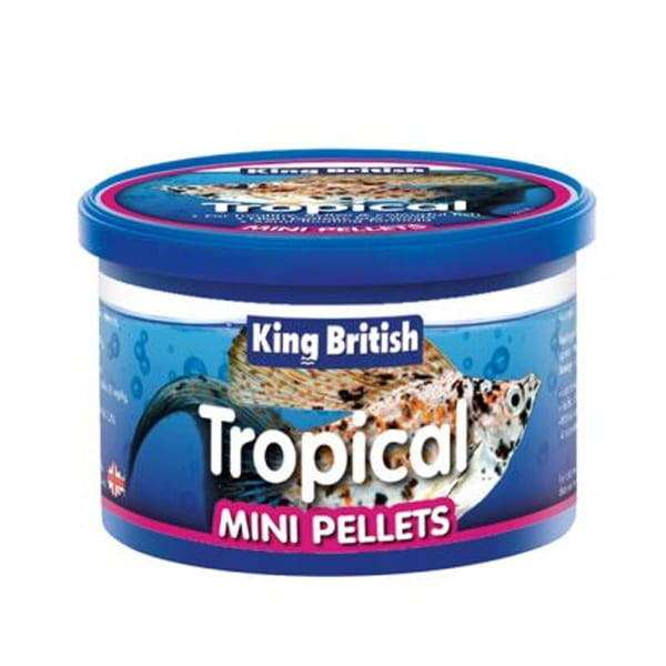 King British Tropical Mini Pellets