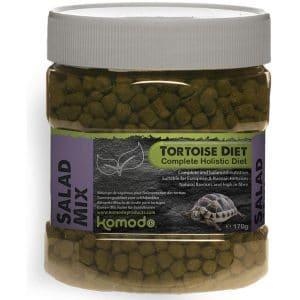 Komodo Complete Holistic Tortoise Diet Salad Mix