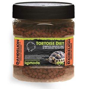 Komodo Dandelion Tortoise Diet