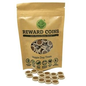 Paw Patch Reward Coins Peanut Butter