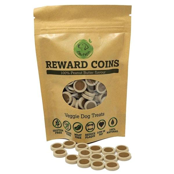 Paw Patch Reward Coins Peanut Butter