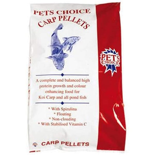 Pets Choice Carp Pellets