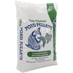 Pets Choice Pond Pellets