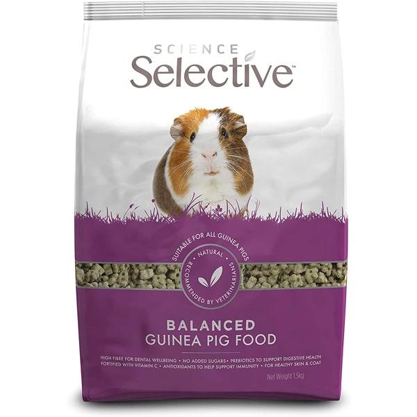 Science Selective Guinea Pig 1.5kg