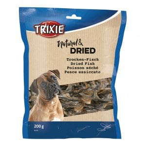 Trixie Dried Fish Dog