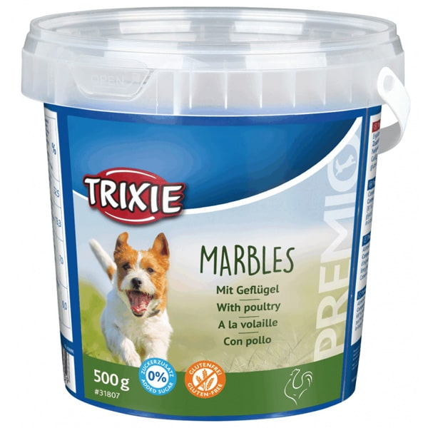 Trixie Marbles With Poultry
