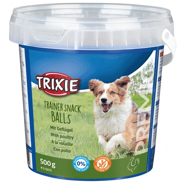 Trixie Trainer Snack Balls With Poultry