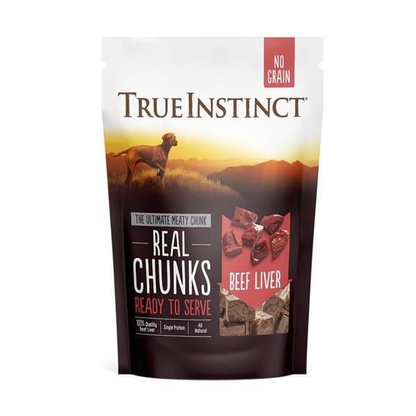 True Instinct Beef Liver