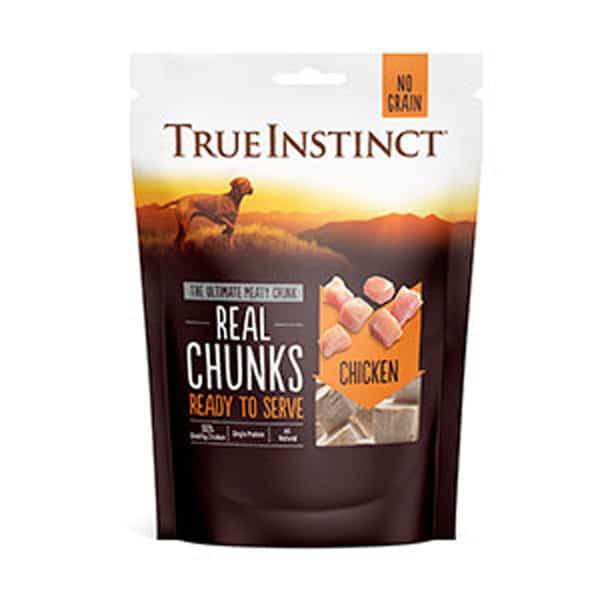 True Instinct Real Chunks Chicken