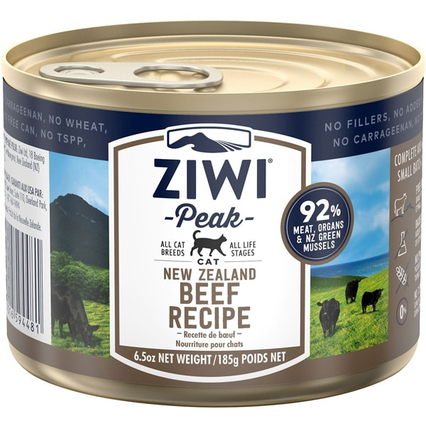 Ziwi Beef Cats
