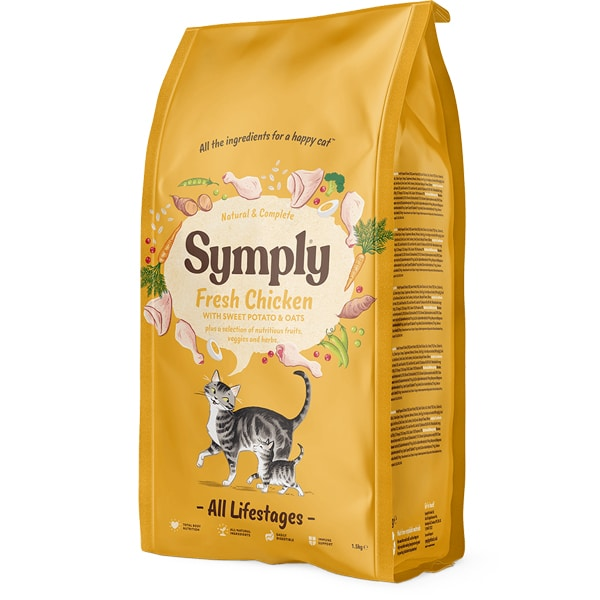 Symply Cat Fresh Chicken - for All Lifestages